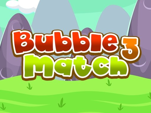 Bubble Match 3 Online
