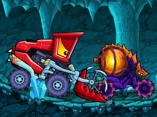 Car Eats Car: Dungeon Adventure Online