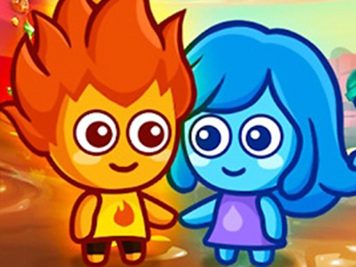 Lava Boy And Blue Girl Online