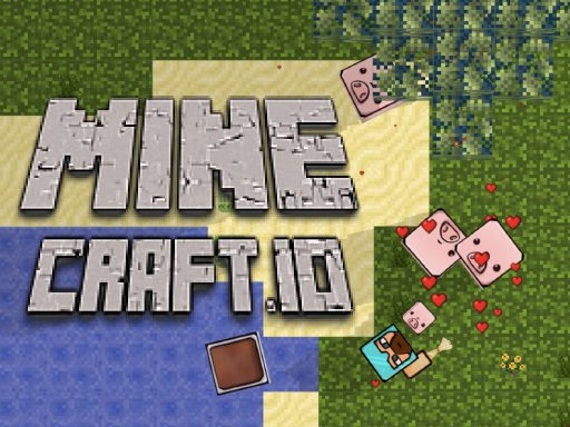 Mine-Craft.io Online
