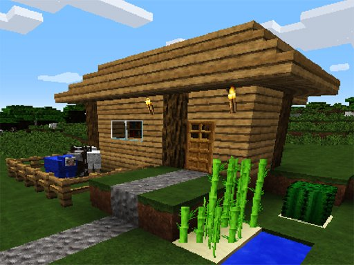 WorldCraft: 3D Build & Craft Online